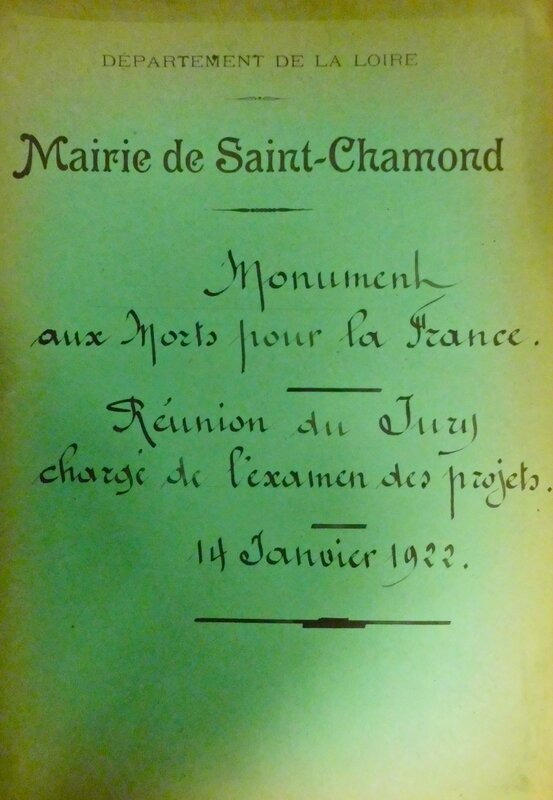 Saint-Chamond jury MAM 14 janv 1922