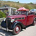 ROSENGART Supersept LR70 cabriolet 1939 Soultzmatt (1)