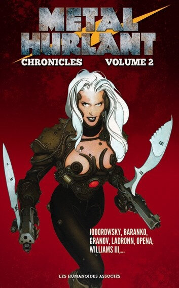 humano metal hurlant chronicles 02