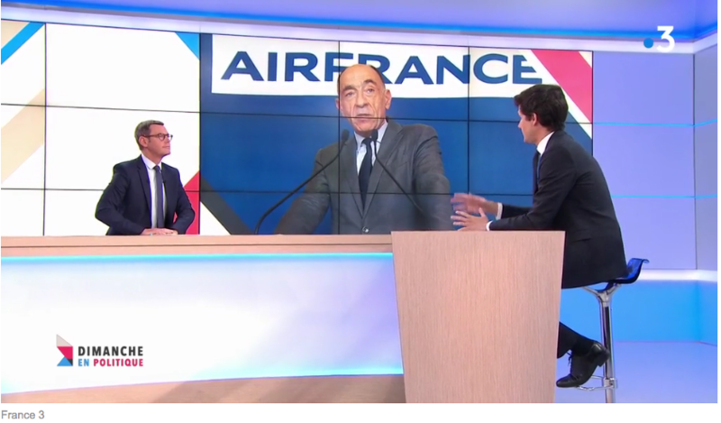 JEAN MARC JANAILLAC AIR FRANCE MEDIA DIXIT WORLD