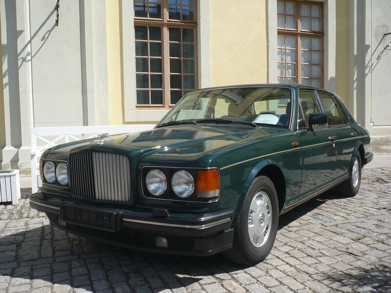 BENTLEY Brooklands 1993 Ludwigsburg (1)