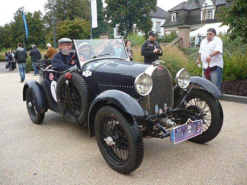 BUGATTI type 40 Grand Sport 1929 Molsheim (1)