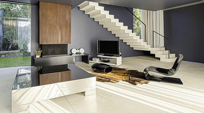 Cabinet architecte maison contemporaine luxe Aix en Provence