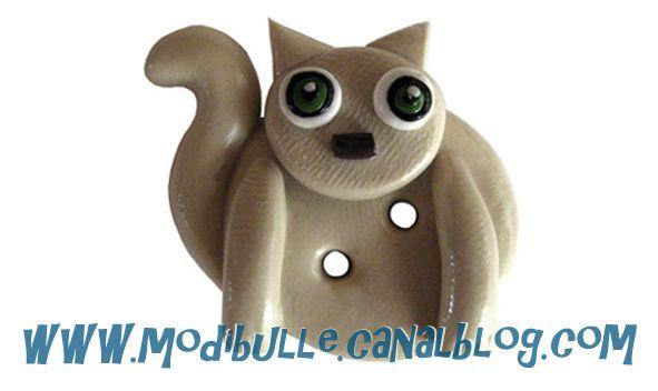 Bouton Chat