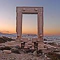 P1030998 - Naxos, le jour se lève.