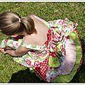 Une robe qui porte bien son nom