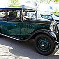 Mathis type MYP de 1932 (7ème bourse d'échanges autos-motos de Chatenois) 01
