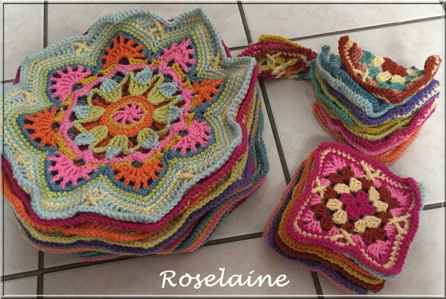 Roselaine Persian Tiles Eastern Jewels 6