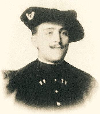 Pierre Frécon portrait