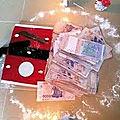 Photo porte monnaie magique/portefeuille magique efficace