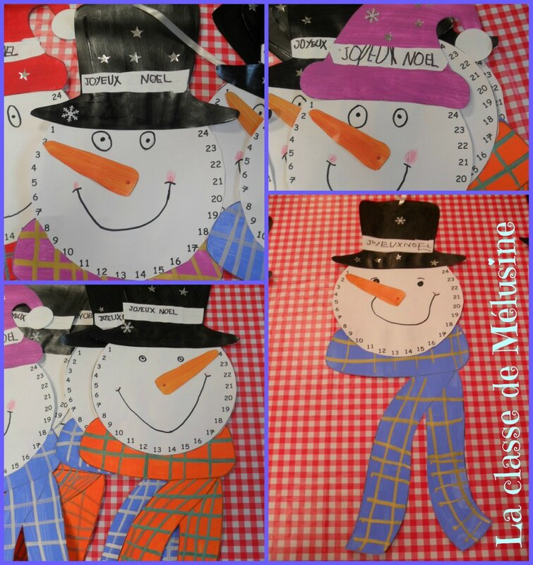 bonhomme Collage