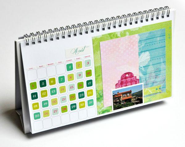 lilou - kit calendrier 08