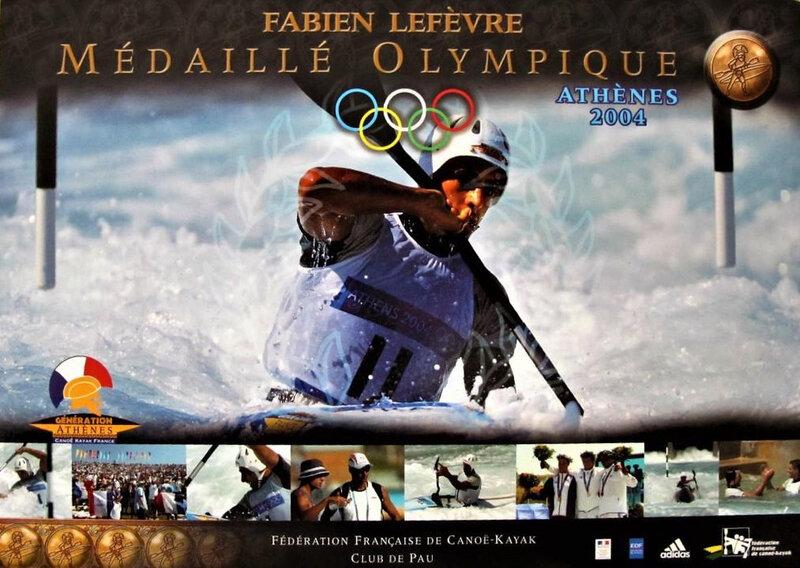 CP Fabien LEFEVRE JO 2004 JP Cézard