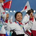 Japanese Paralympic delegation