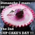 Cupcakes cacahuètes/chocolat blanc/cranberries