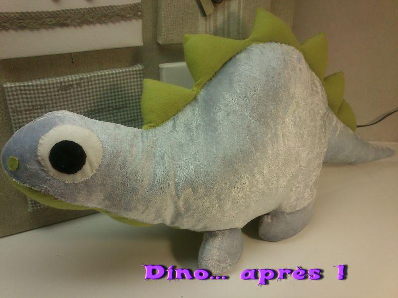 Edouard le Dino ... après