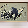 Exposition rétrospective hans hartung au musée d'art moderne de paris (1)