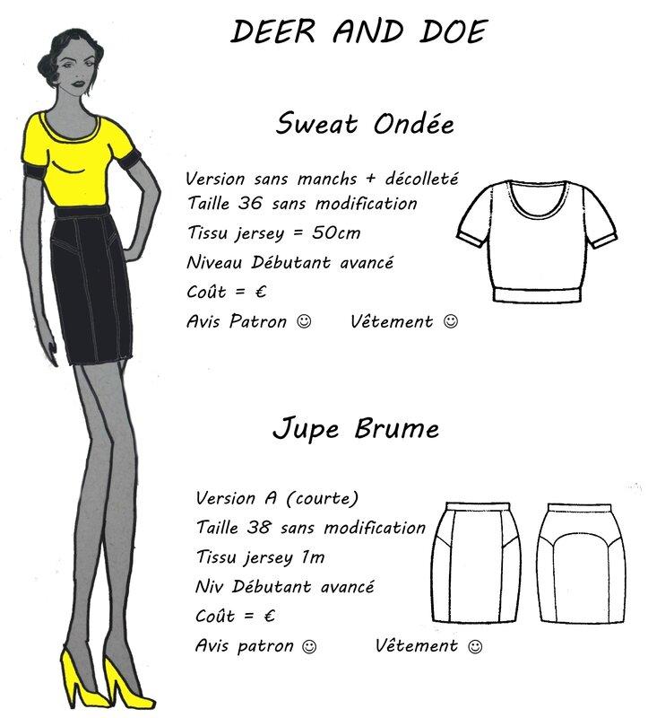 Deer and Doe - Brume et Ondée