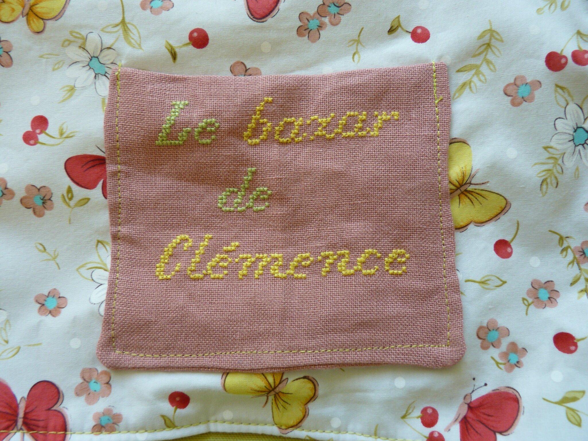 sac Clémence 1