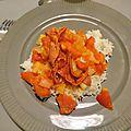 Riz sauce catalane façon sqb