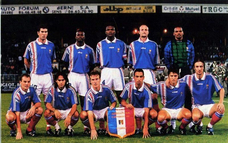 6 octobre 1995 FRANCE AZERBAIDJAN