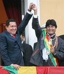 la_paz_hugo_chavez_evo_morales