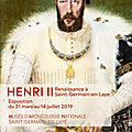 Henry ii, renaissance à saint germain en laye : derniers jours