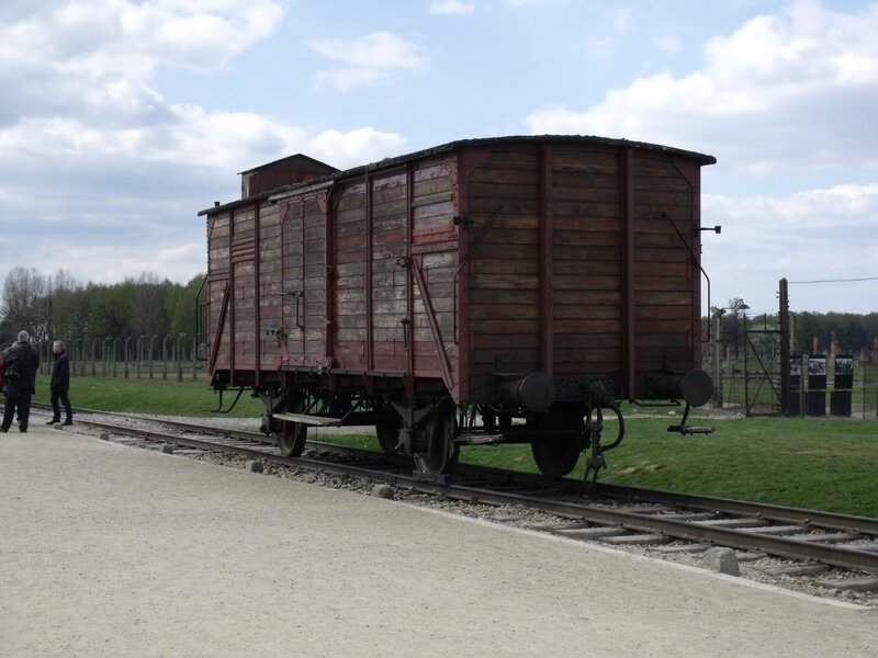 Camp d'Auschwitz II Birkenau (Pologne)