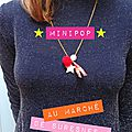 Demain matin, samedi 20 juin 2015, minipop sera sur le marché de suresnes !