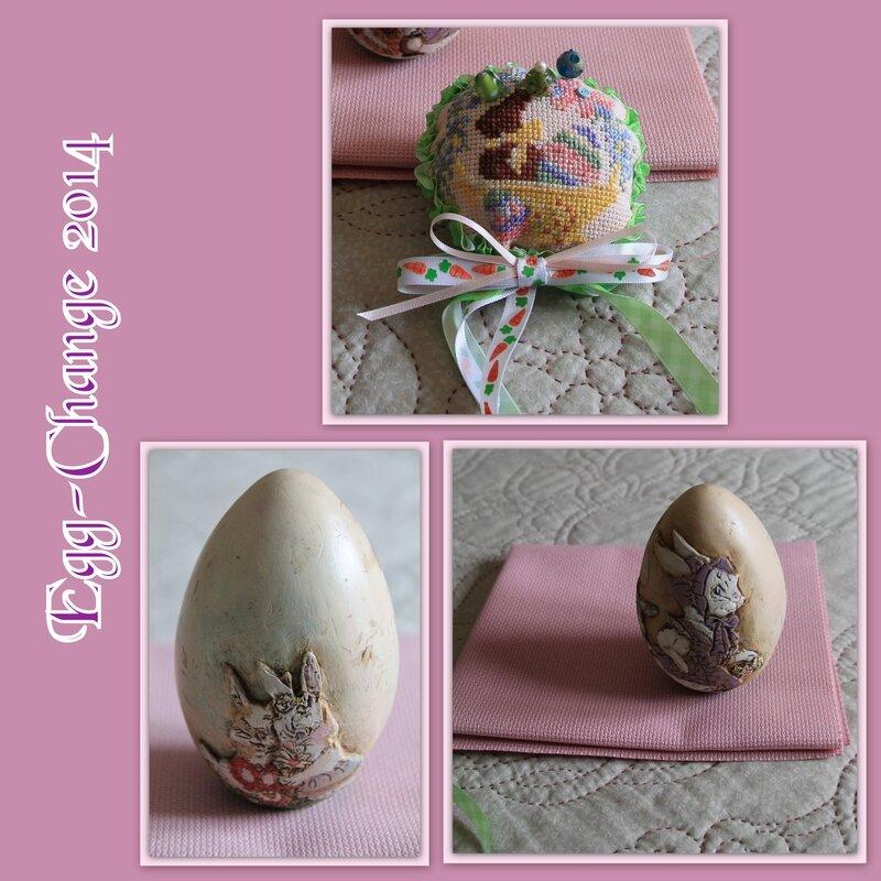 Egg change 2014 -2