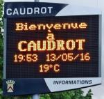Panneau INFORMATION lumineux CAUDROT (7)