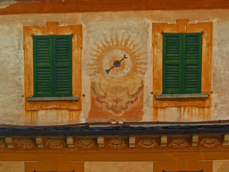 LEGRO le soleil sur une maison (1)