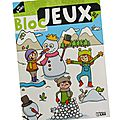 Couverture bloc jeux