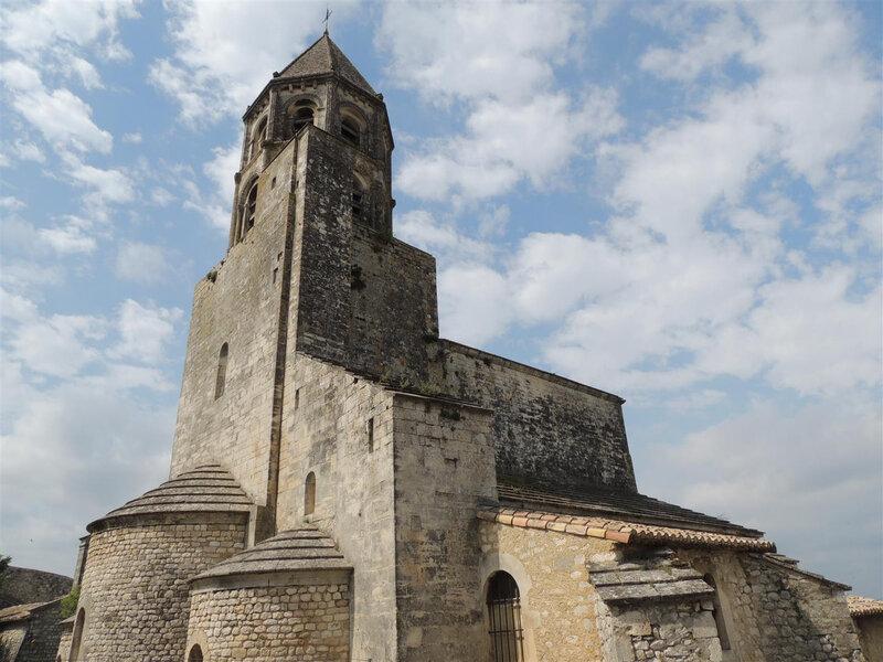 Eglise romane Saint-Michel