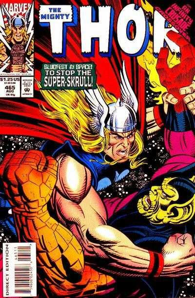 mighty thor 1966 465