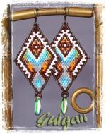 182 BO Diamond Tribal