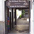 Old Blandy Wine lodge