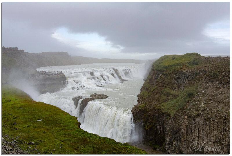 Islande (14) Gullfoss