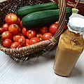 soupe de tomates et courgettes - www.passionpotager.canalblog.com