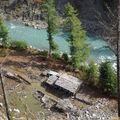 uune petite maison dans la vallee Nepal 398