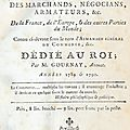 Descriptif de calais en 1789/90