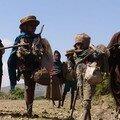 Les montagnes du Simien : Enfants