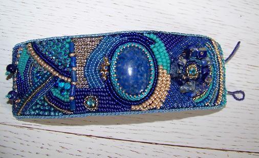 Brodé n° 2 Bracelet