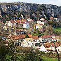 201 --10/04/2001-3ème étape-chemin de dijon au puy-en-velay----nantoux-----nolay--19 km...
