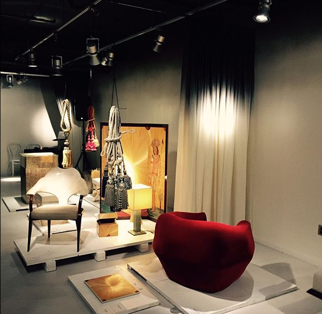 showroom Par Excellence in NY