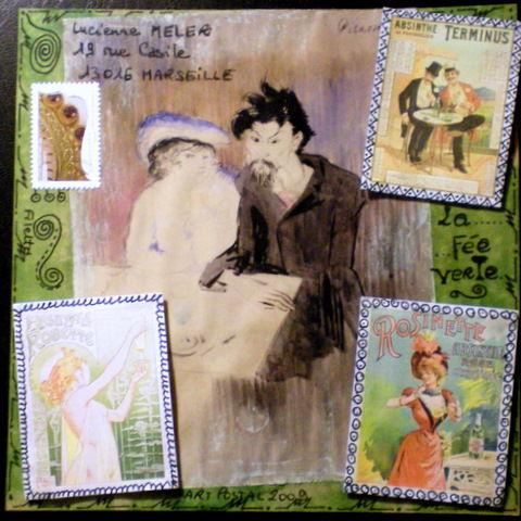 196~Picasso pour Mamielulu