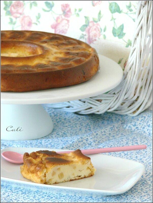 Gâteau Essentiel 0% à l'Ananas Confit 003