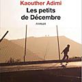 Rentrée littéraire 2019 : les petits de décembre : kaouther adimi confirme tout son talent
