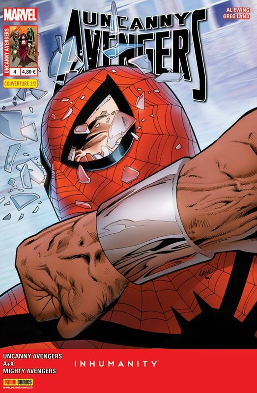 uncanny avengers V2 04 cover 2