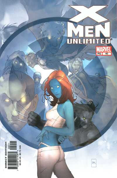 x-men unlimited 1993 40